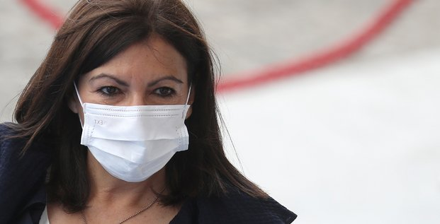 Coronavirus: hidalgo en desaccord avec les mesures de restriction