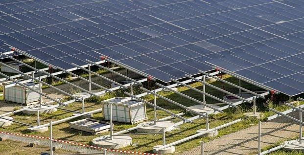 Centrale solaire Labarde Bordeaux