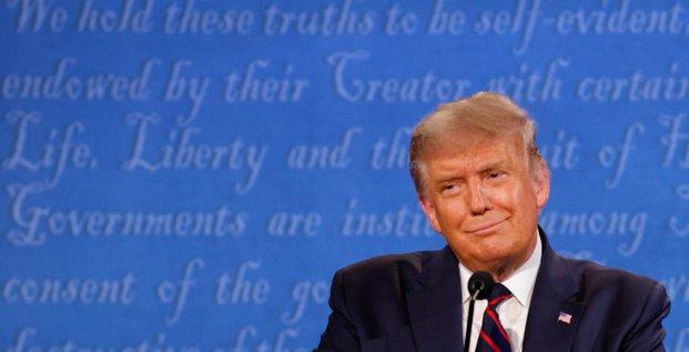 Trump, débat télévisé, Biden