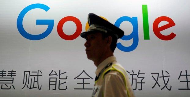 Exclusif: la chine s'apprete a ouvrir une enquete contre google