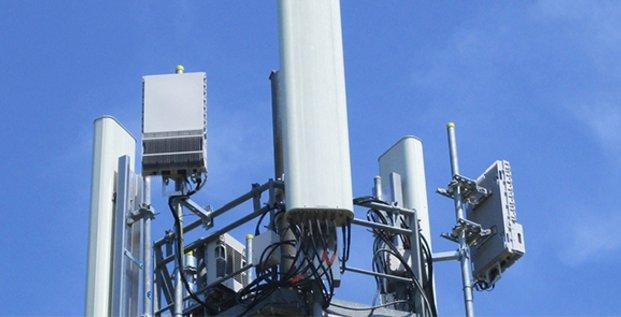 Antenne 5G (Orange)