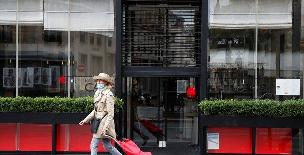 France: l'insee avertit du risque d'une rechute de l'economie en fin d'annee