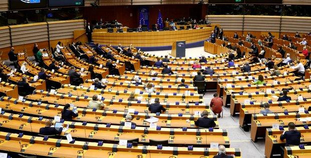 Feu vert du parlement europeen pour un objectif de reduction des emissions de 60% d'ici 2030