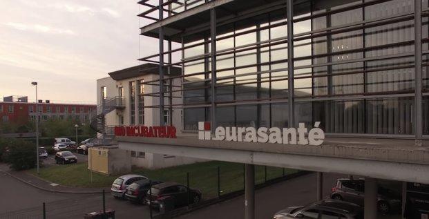 Bio incubateur Eurasanté Lile