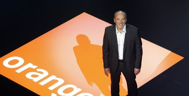 Orange Stéphane Richard