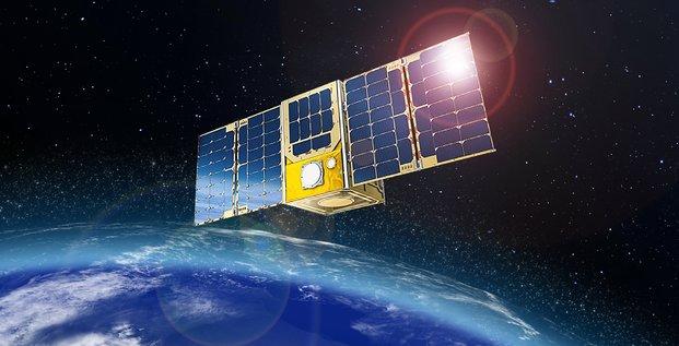 Kinéis nanosatellite Angels CNES CLS Hemeria Thales Alenia Space Syrlinks