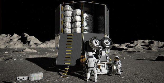 exploration spatiale robot ESA