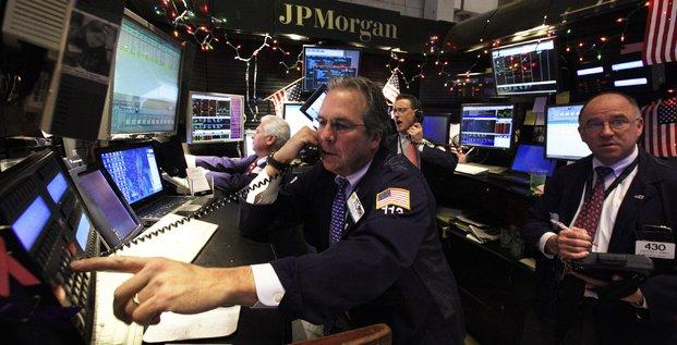 JPMorgan, trader