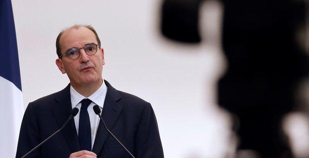 France: castex promet une lutte sans faille contre l'islamisme radical