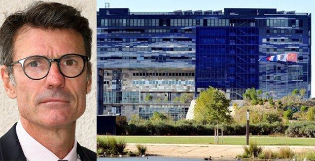 Olivier Nys, nouveau DGS Ville et Métropole de Montpellier