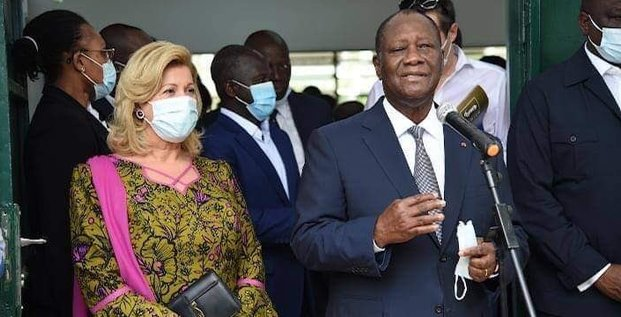 ouattara bureau vote