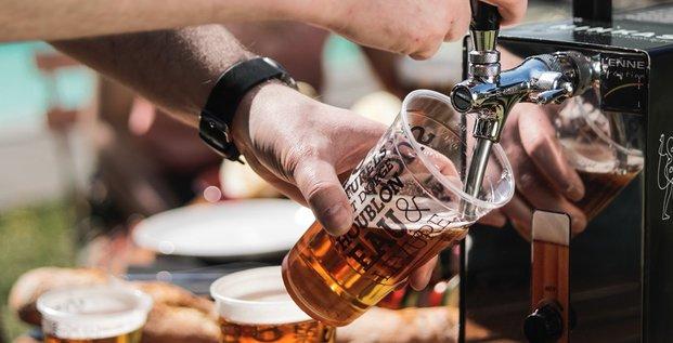Ninkasi Beer drive