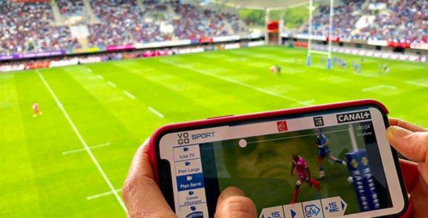 Rugby Europe choisit Vogo