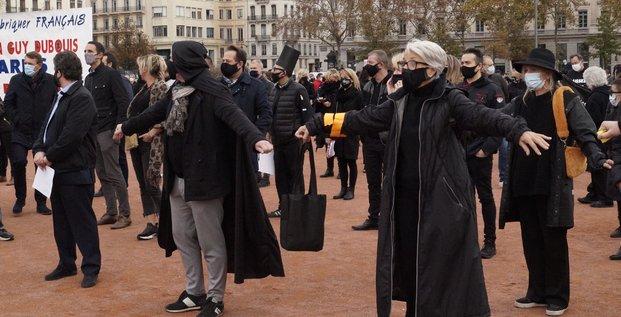 Manifestation Lyon Indépendants 2
