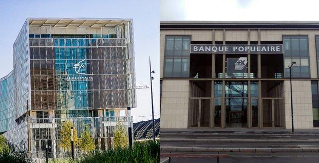Banque populaire Caisse d'épargne