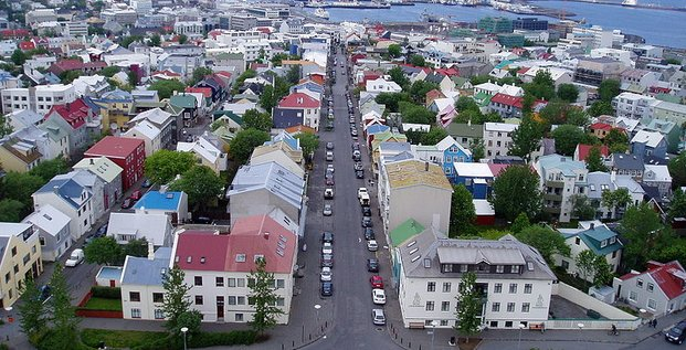 L'Islande sur le podium