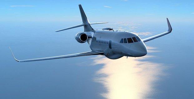 Avsimar avion de surveillance maritime Dassaut Aviation ministère des Armées