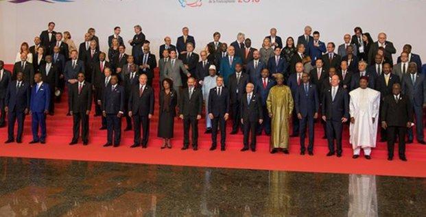 Sommet Afrique Erevan