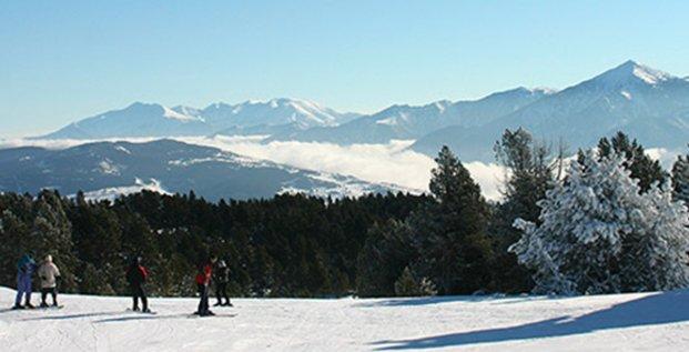 Station de sports d'hiver de Font-Romeu