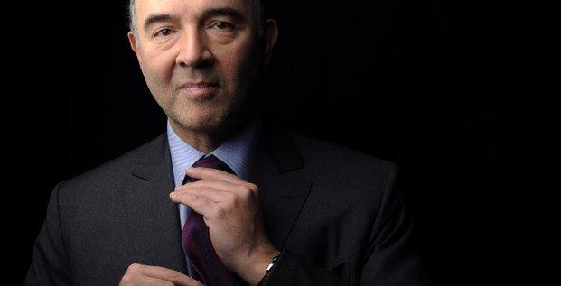 Pierre Moscovici - Economie