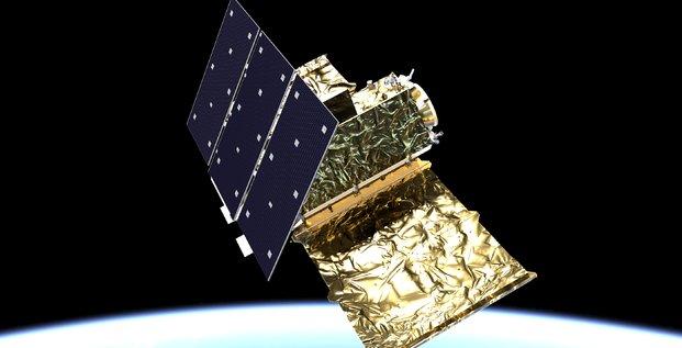 ESA Copernicus Thales Alenia Space
