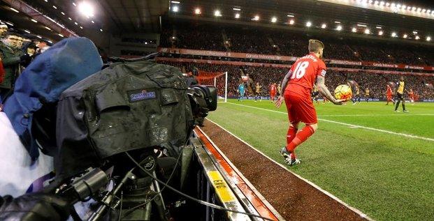 Les clubs anglais de football devraient bien toucher la manne des droits tv