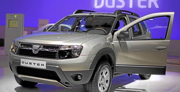 1er - Dacia Duster