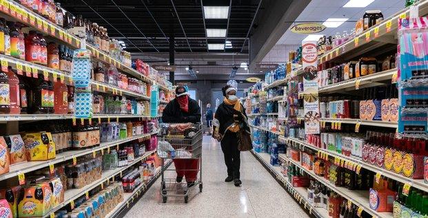 Usa: les prix a la consommation remontent en novembre