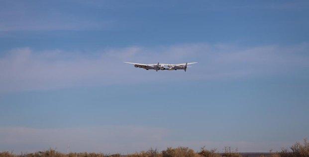 Virgin Galactic SpaceShipTwo Tourisme spatial