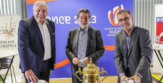 Coupe du monde de rugby prépa Bordeaux 2020