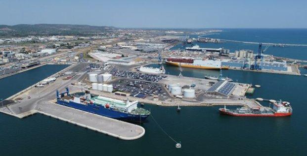 Port de Sète Sud de France