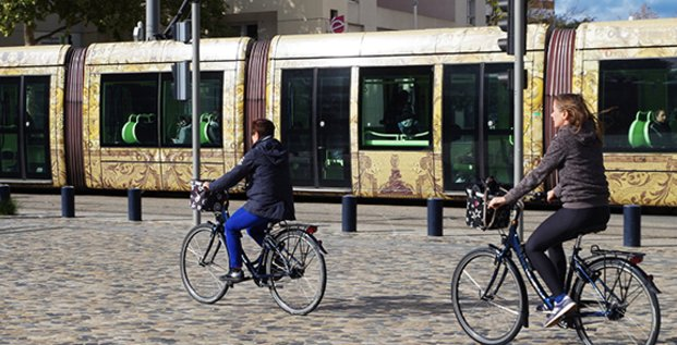 Pratique du vélo à Montpellier