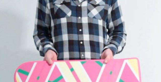 Hoverboard de Retour vers le futur II