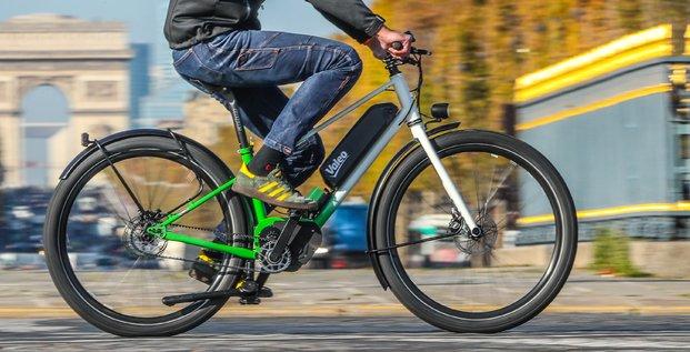 Vélo électrique 48 volts