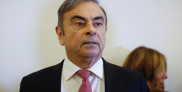 Carlos ghosn menace par un important redressement fiscal
