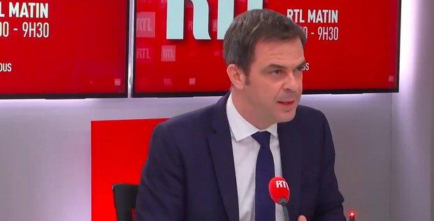 Olivier Véran, RTL, Yves Calvi