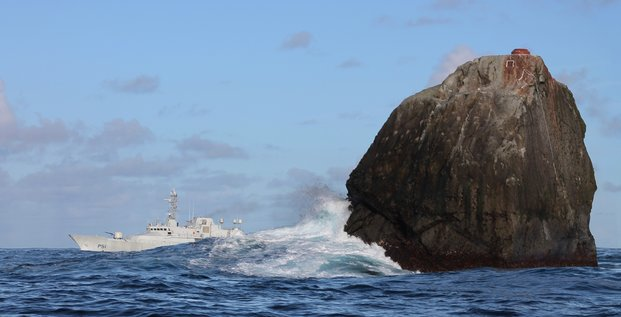 rockall, Irish defence forces
