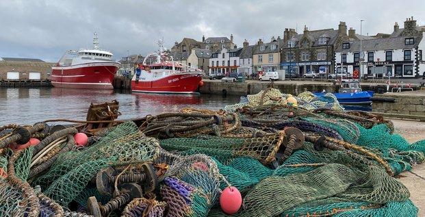 Les pecheurs ecossais renoncent a exporter dans l'ue pour cause de brexit