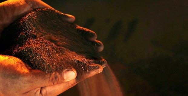 minerai de nickel