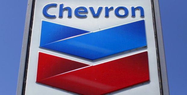 Chevron a suivre a wall street
