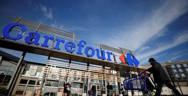 Carrefour est a suivre a la bourse de paris