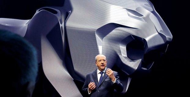 Jean-Philippe Imparato, Peugeot, PSA,