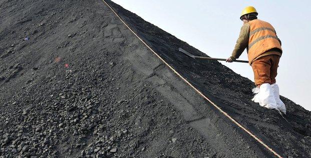 charbon en Chine