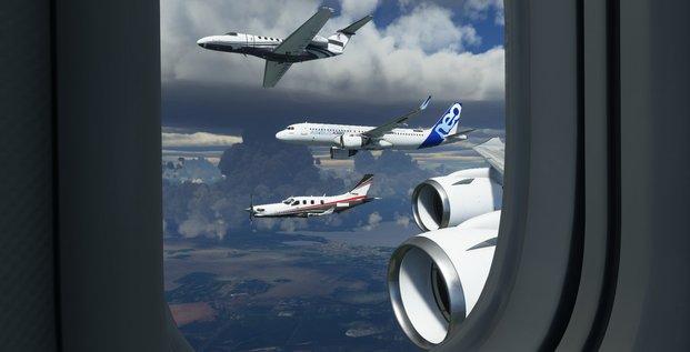 Microsoft Flight Simulator Asobo