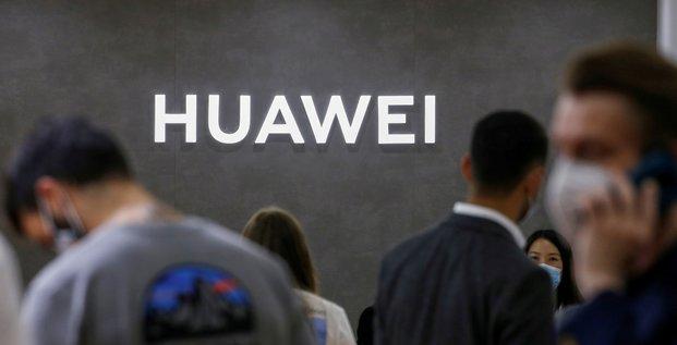 Huawei discute d'une cession de ses marques de smartphones p et mate