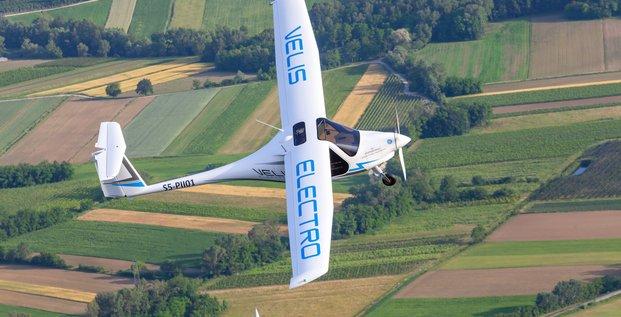 Partenariat dans l'aviation électrique entre Green Aerolease et Pipistrel Aircraft