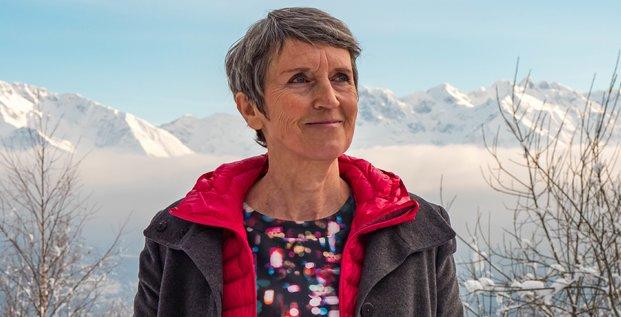 Fabienne Grébert EELV portrait