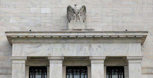 Usa: la reserve federale laisse sa politique monetaire inchangee