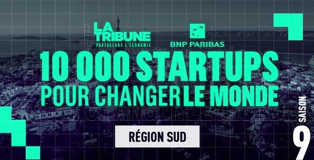 10000 startups 2021 Marseille
