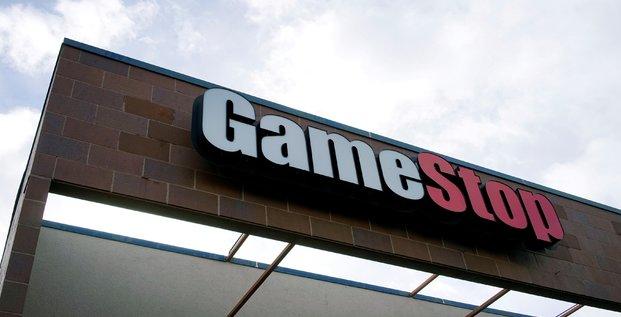 Gamestop a suivre lundi a wall street